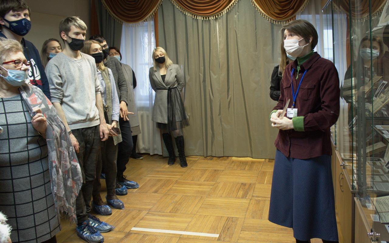 Выставка Мандельштама016