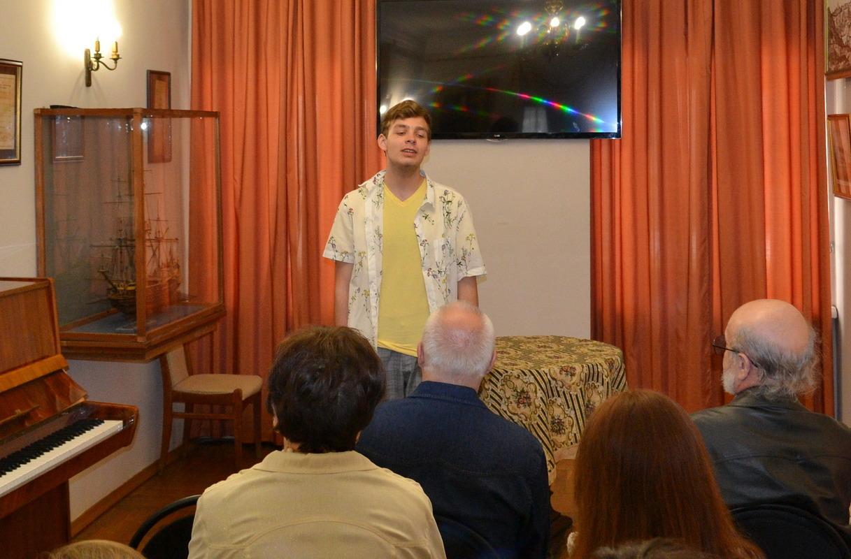 Выставка «Литературное окружение Ивана Бунина в эмиграции»004