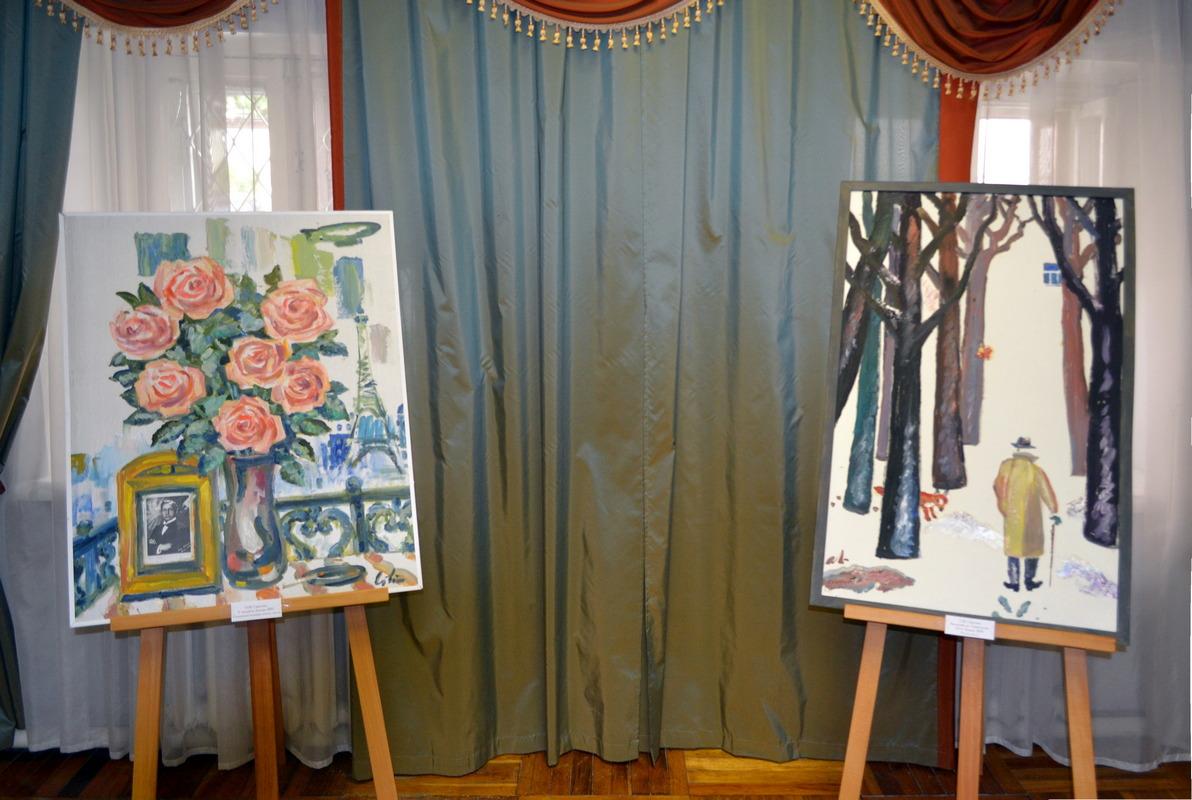 Выставка «Литературное окружение Ивана Бунина в эмиграции»007