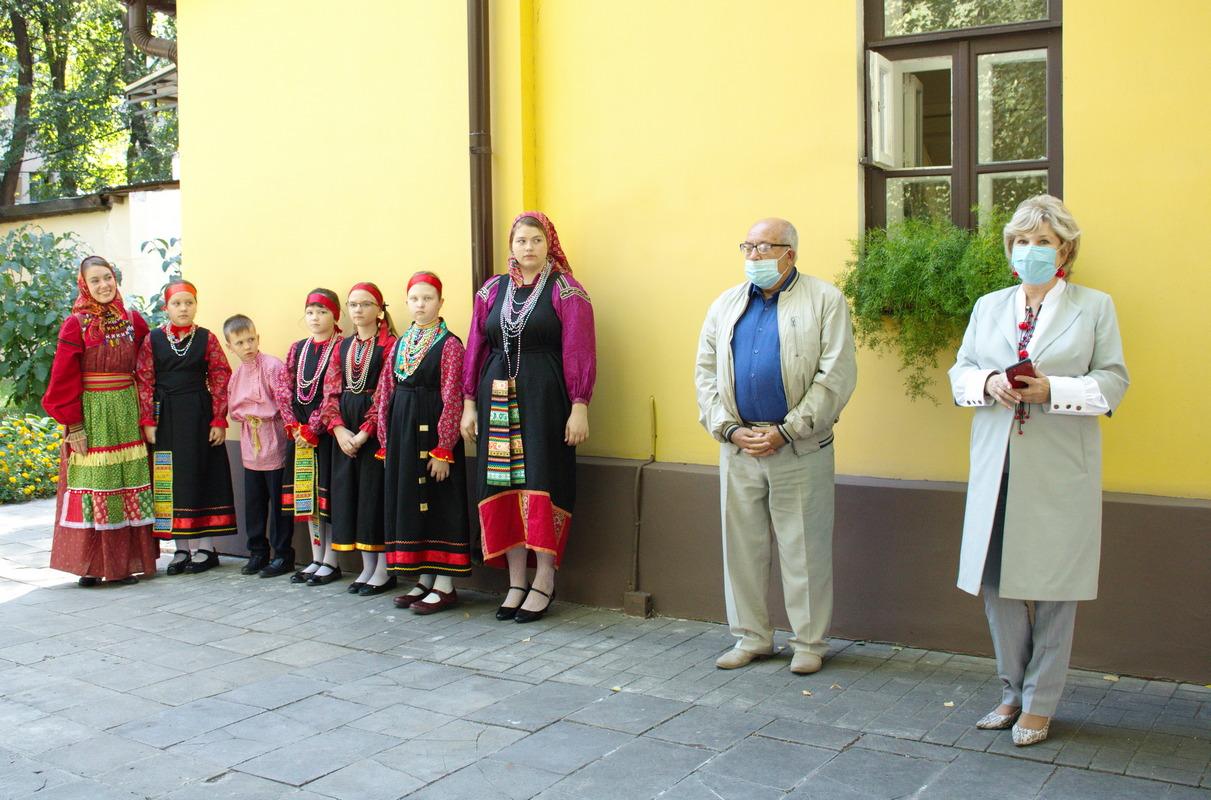 Выставка Воронежская старина06