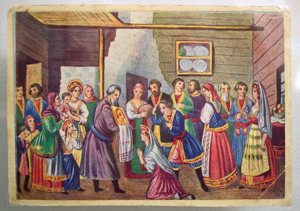 Выставка Воронежская старина12